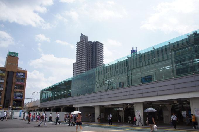 浦和駅東口
