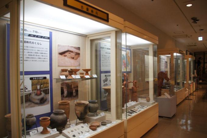 古墳時代の発掘品