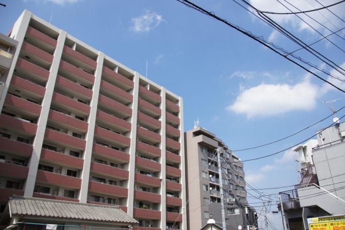 浦和のマンション