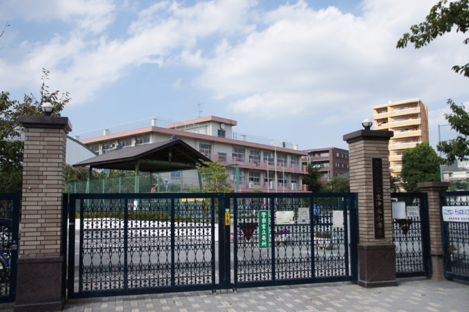 浦和の小学校